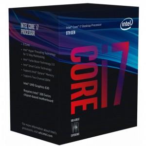 Intel Core i7-8700 Processor