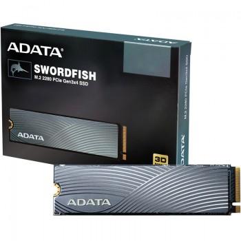 ADATA Swordfish 250GB PCIe Gen3x4 M.2 2280 Solid State Drive ASWORDFISH-250G-C