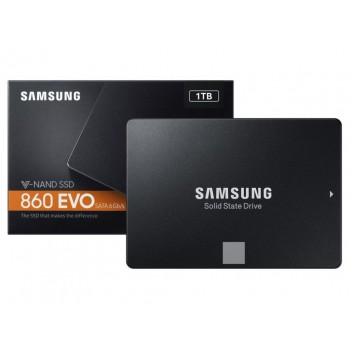SAMSUNG EVO 860 2.5″ SATA III SSD – 1TB
