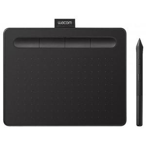 Wacom Intuos CTL-4100WL/K0-CX - Small Bluetooth Pen Tablet (Black)