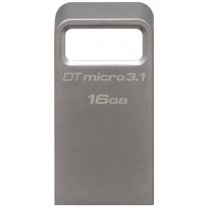Kingston DataTraveler Micro 3.1 16GB USB Flash Drive