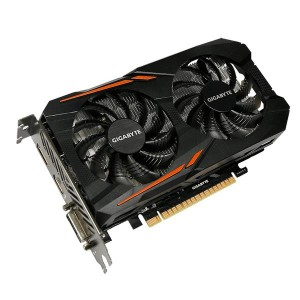 Gigabyte GeForce® GTX 1050 Ti OC 4GB Video Graphics Card